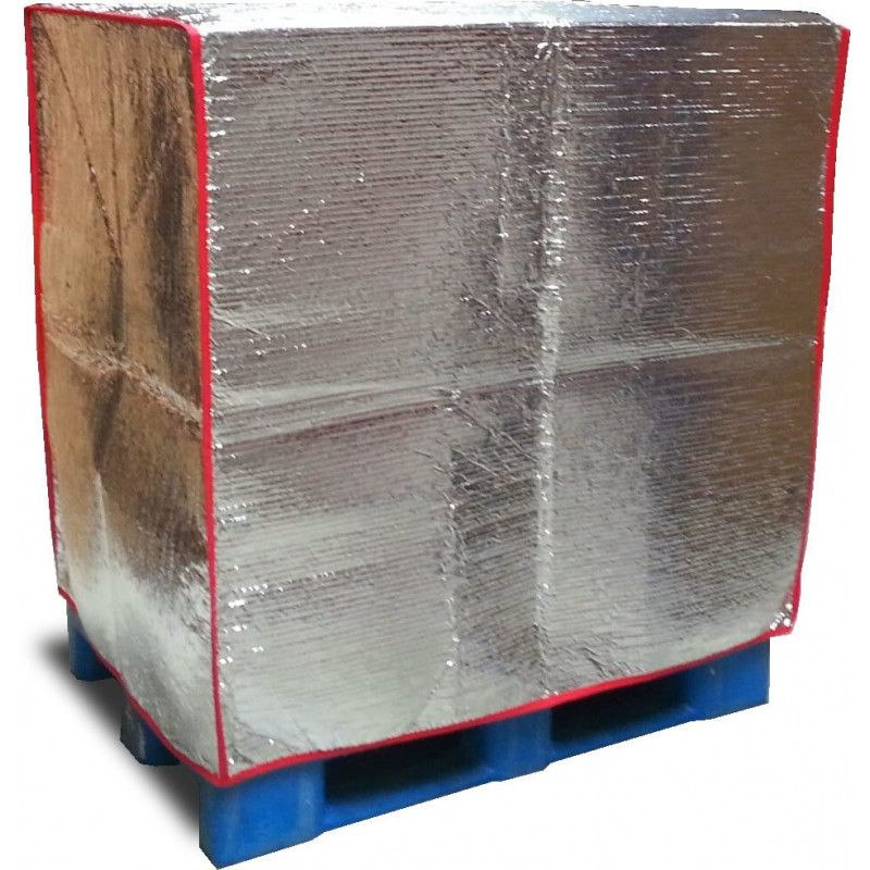 Isothermal Sheath for pallets (European)