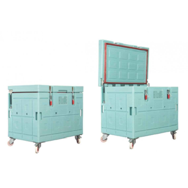 BAC420 - Isothermal homologated container with top opening