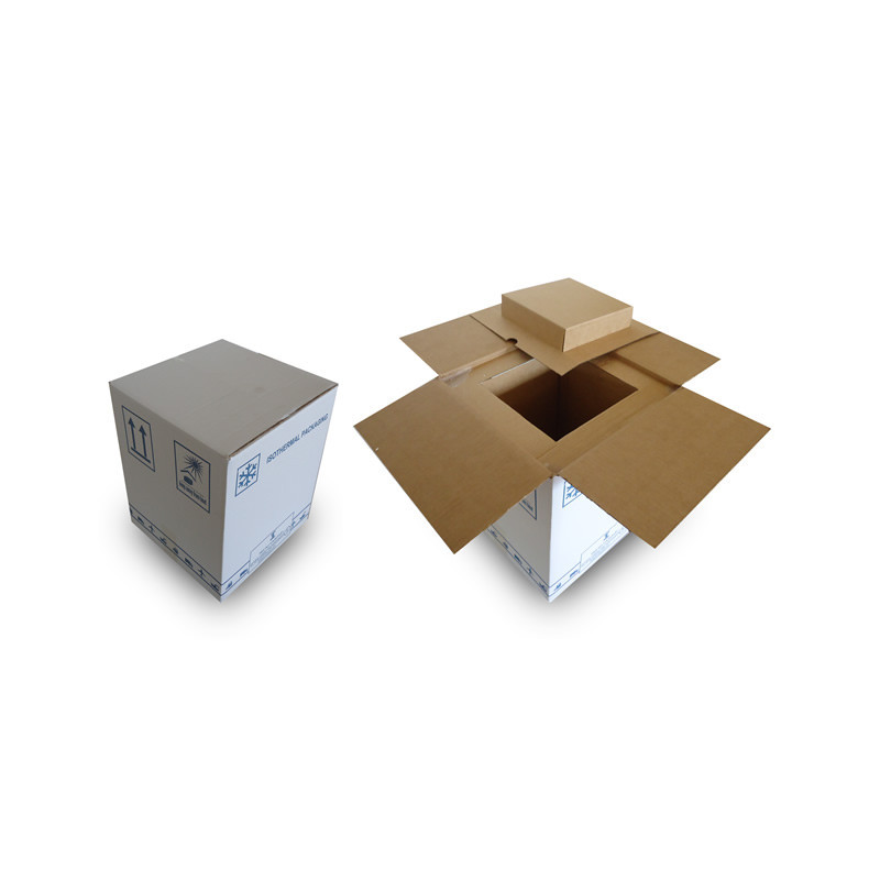 Isopur 13 isothermal box