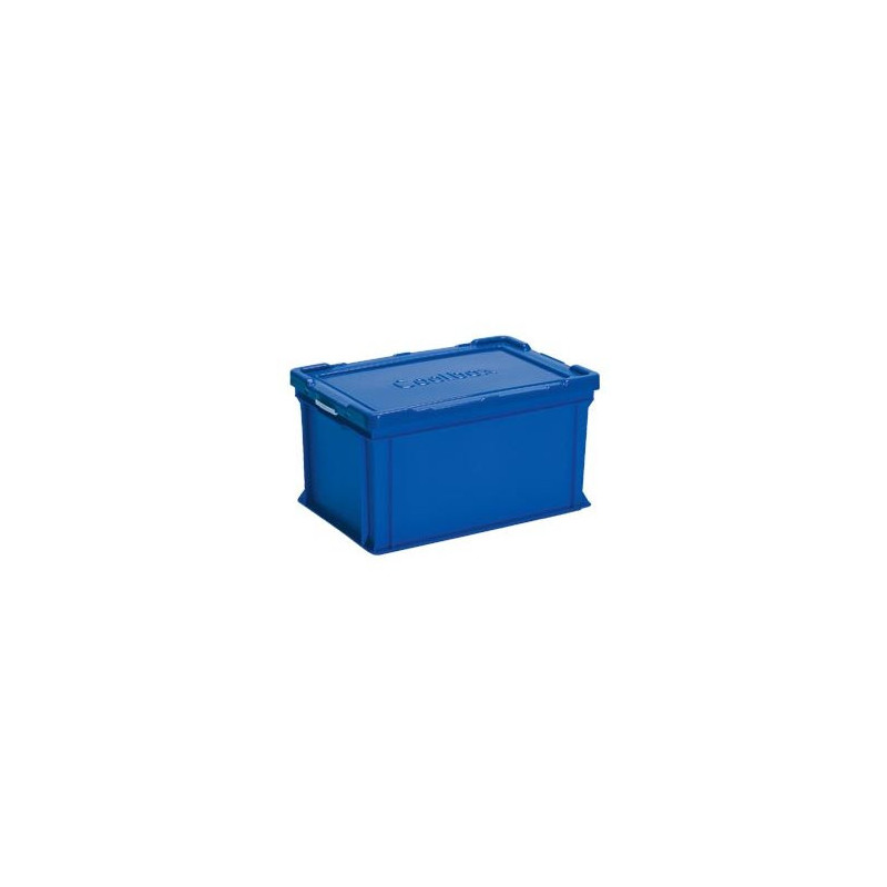 Polyethylene isothermal box