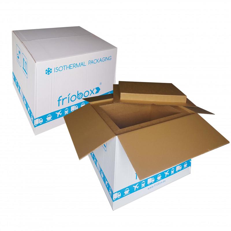 Caja isotérmica Isopur 43