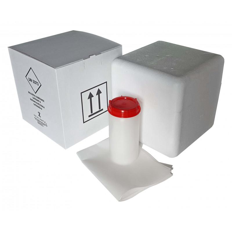 """Kit homologado transporte refrigerado/congelado sustancias biológicas (Cat. """"B"""")"""