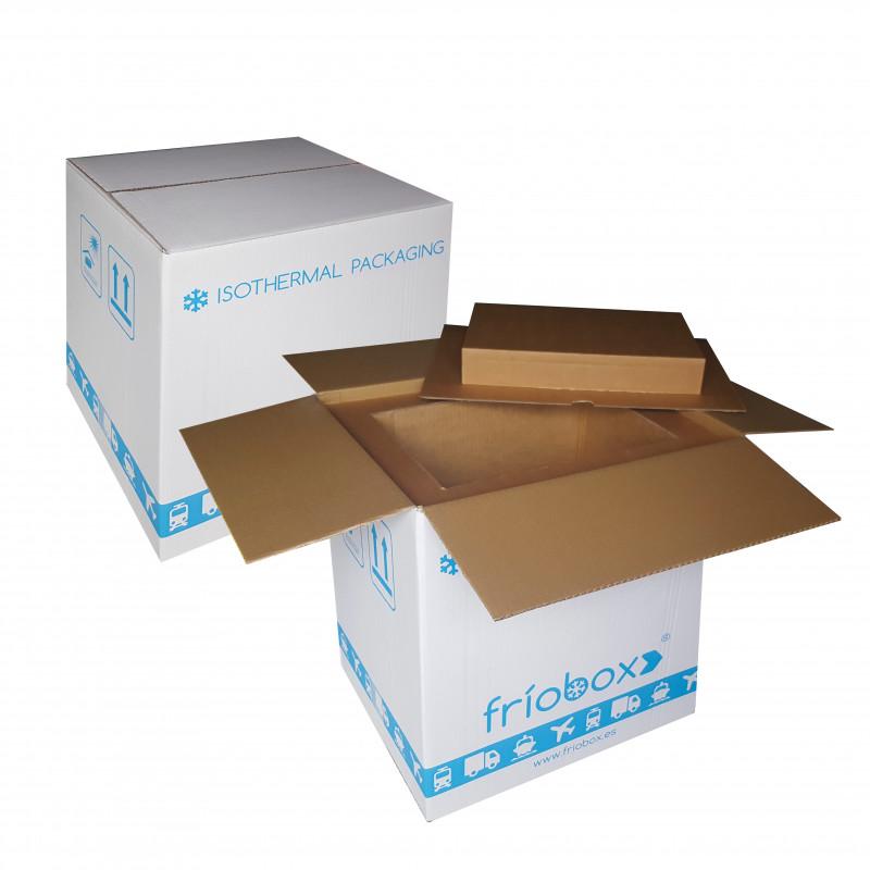 Caja isotérmica Isopur 26
