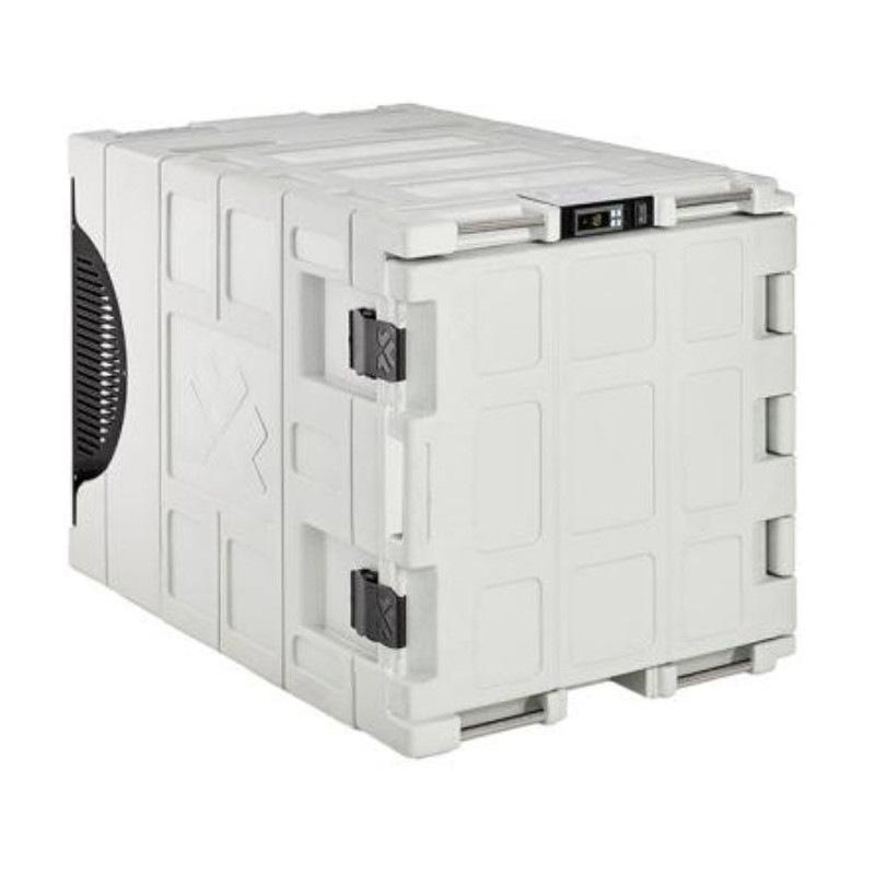 KOALA 140AF - Contenedor isotérmico homologado para sector farma con apertura frontal