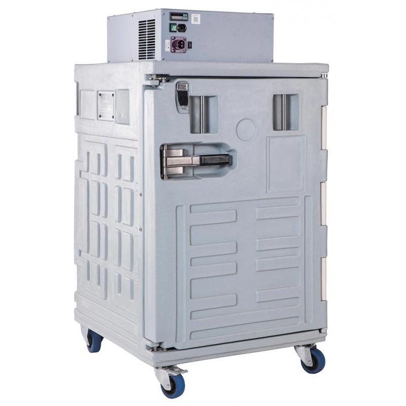 KOALA 3700AF - Contenedor isotérmico homologado para sector farma con apertura frontal