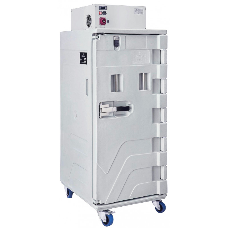 KOALA 500AF - Contenedor isotérmico homologado para sector farma con apertura frontal
