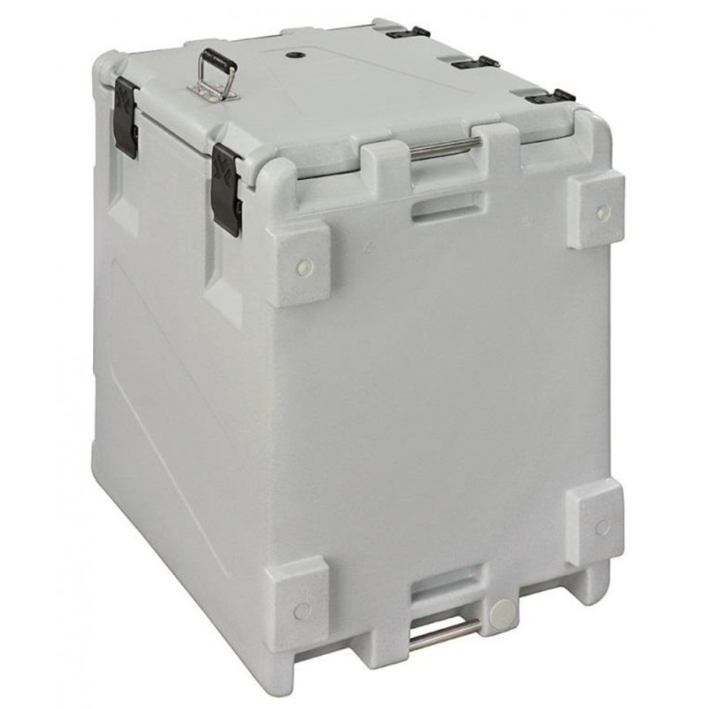 CARGO 150AS - Contenedor isotérmico homologado para sector alimentación y sector farma con apertura superior
