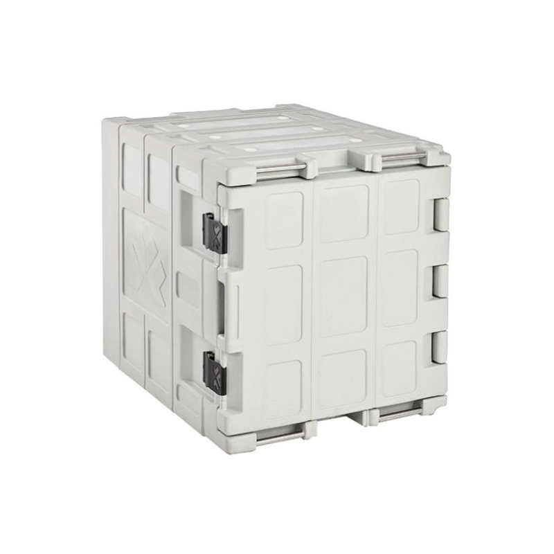 CARGO 140AF - Contenedor isotérmico homologado para sector alimentación o farma con apertura frontal