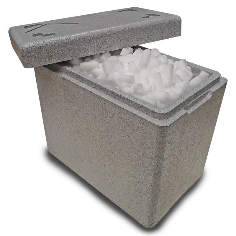 Dry Ice 10 Kg. Kit