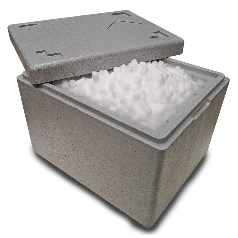 Dry Ice 30 Kg. Kit