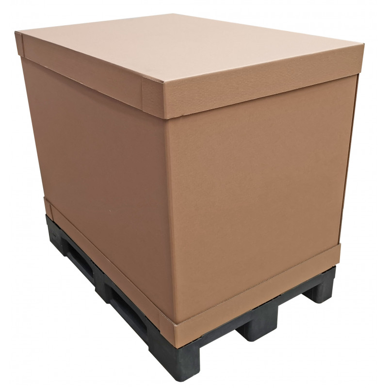 Contenedor isotérmico - 800x600x950mm