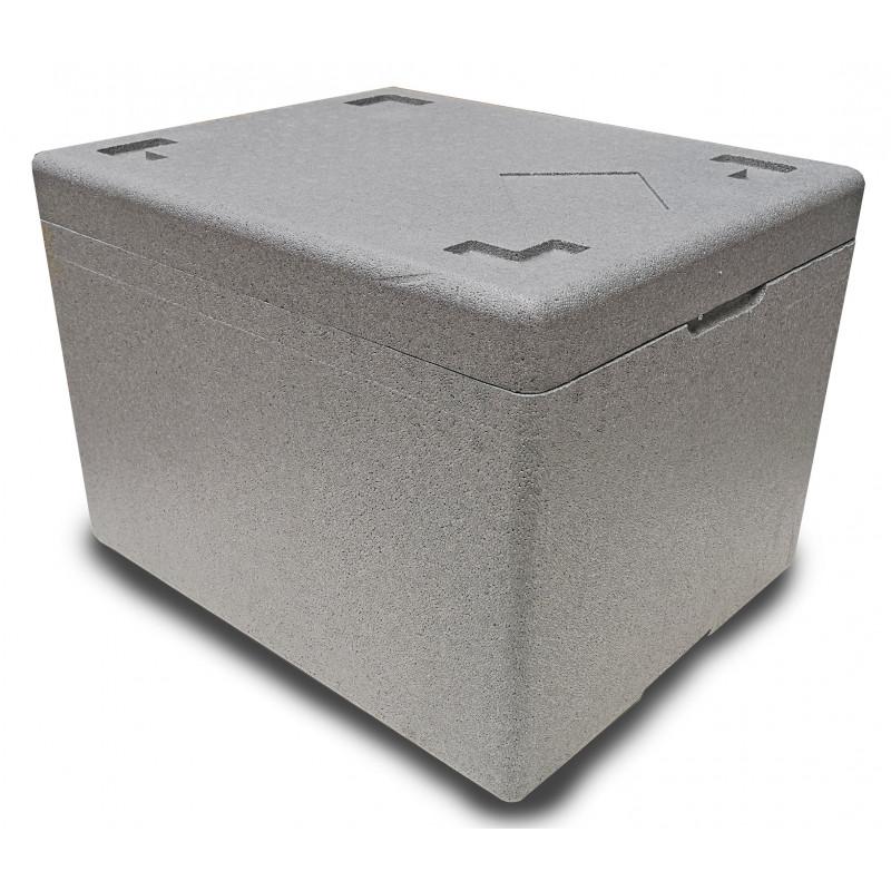Caja Neopor EPS 37 Lts. (Ud.)