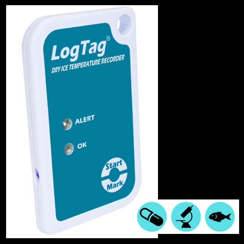 copy of DATALOGGERS DE UN SOLO USO - Registrador de temperatura medición -25ºC +60ºC