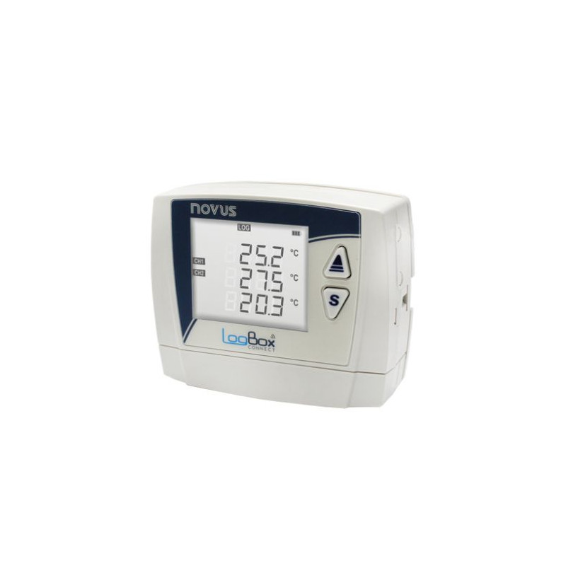 DATALOGGERS REUTILIZABLE - Registrador de temperatura con medición -195ºC